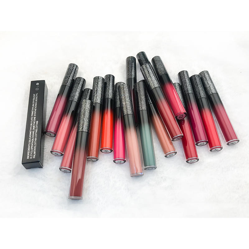 2019 New arrival lipstick matte waterproof long lasting private label liquid lipstick