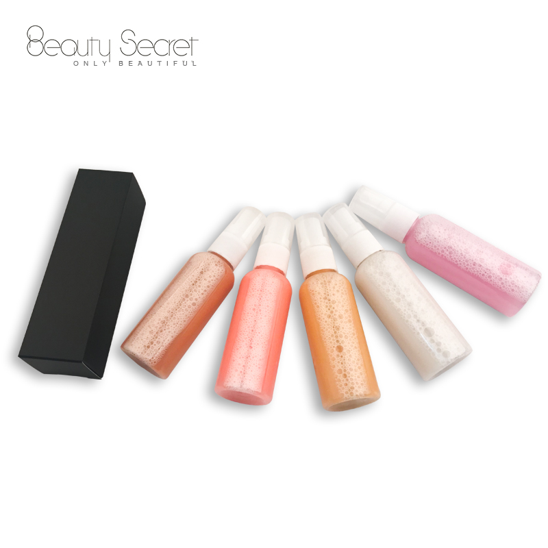 Beauty Secret Cosmetics moisturizing liquid highlighter setting for sale-6