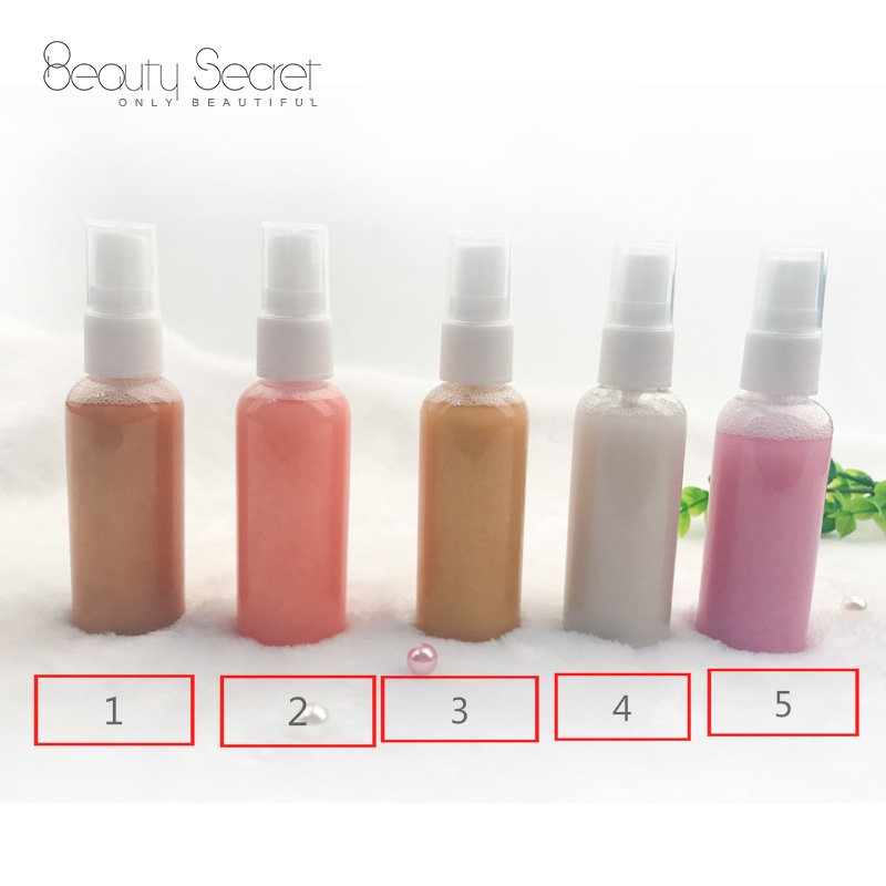 Beauty Secret Cosmetics moisturizing liquid highlighter setting for sale-7