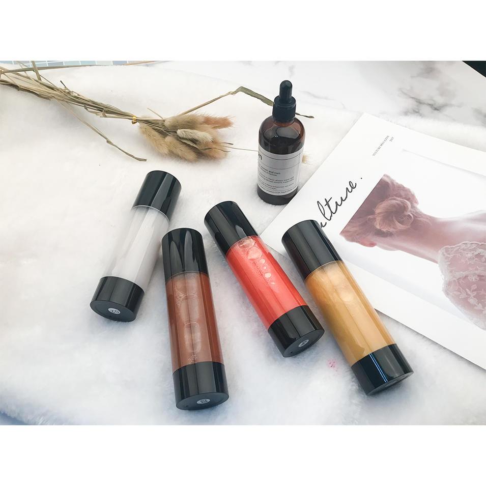 Best selling OEM Moisturizing setting spray makeup private label shimmer highlighter spray