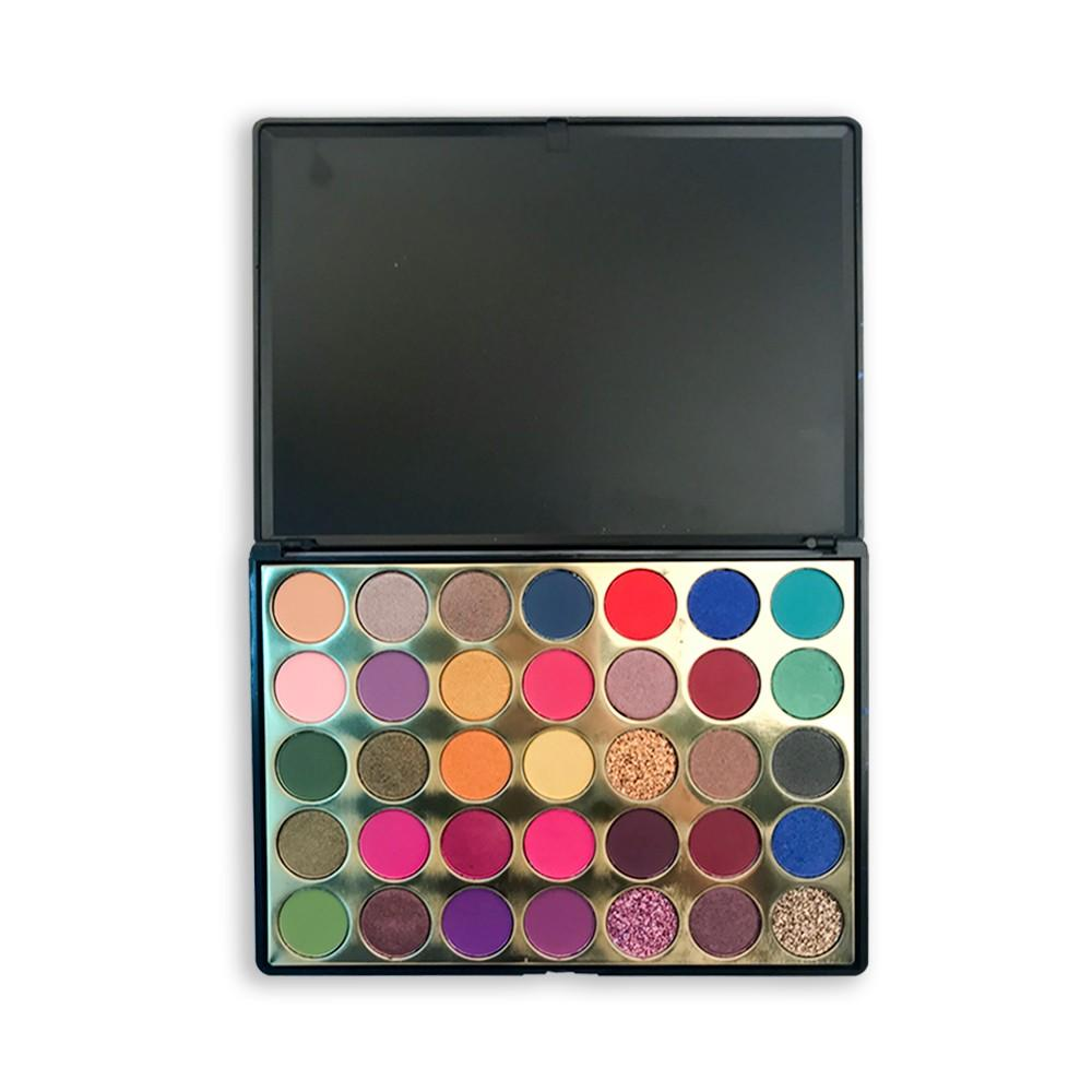 Hot cheap eyeshadow palette shadow Beauty Secret Cosmetics Brand