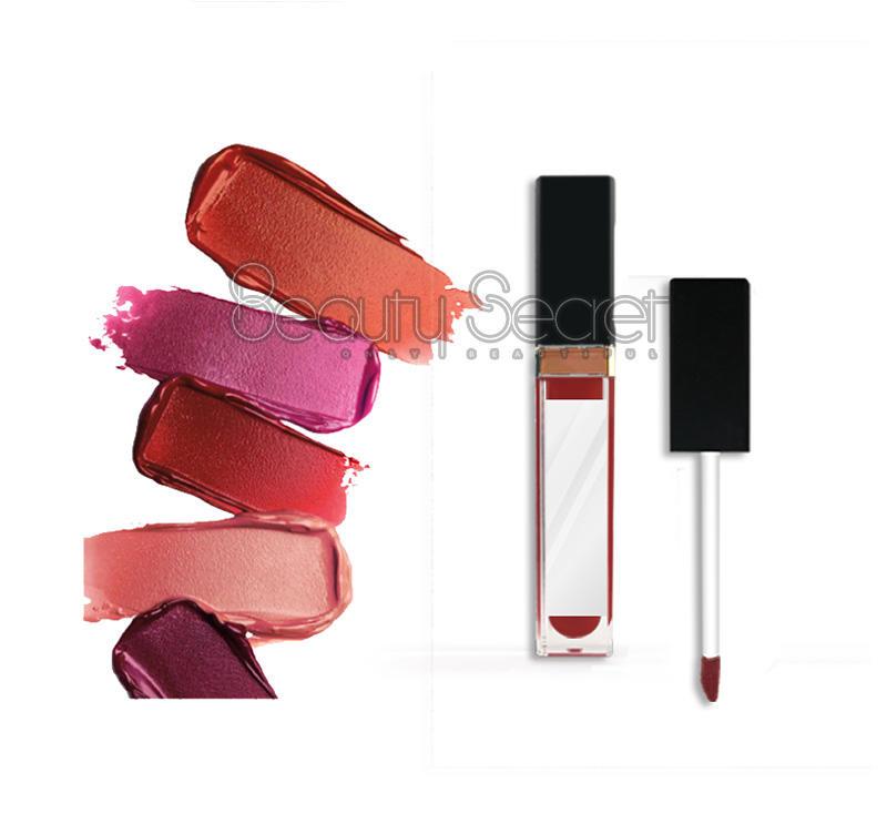 label lipstick tube lipstick make Beauty Secret Cosmetics