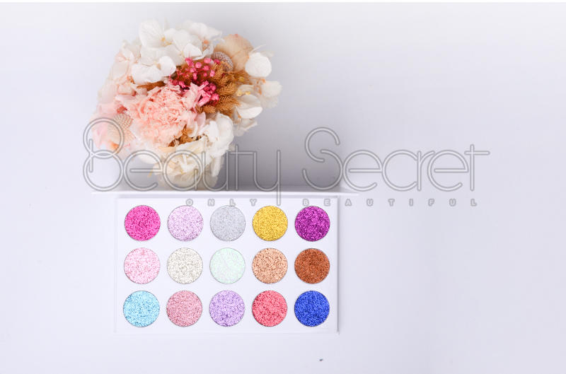 pink best colorful eyeshadow palette shiny eyeshadow palette wholesale
