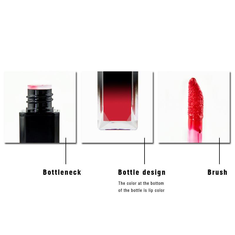 Own Brand Custom Velvet Liquid Lip Gloss Matte Private Label Waterproof