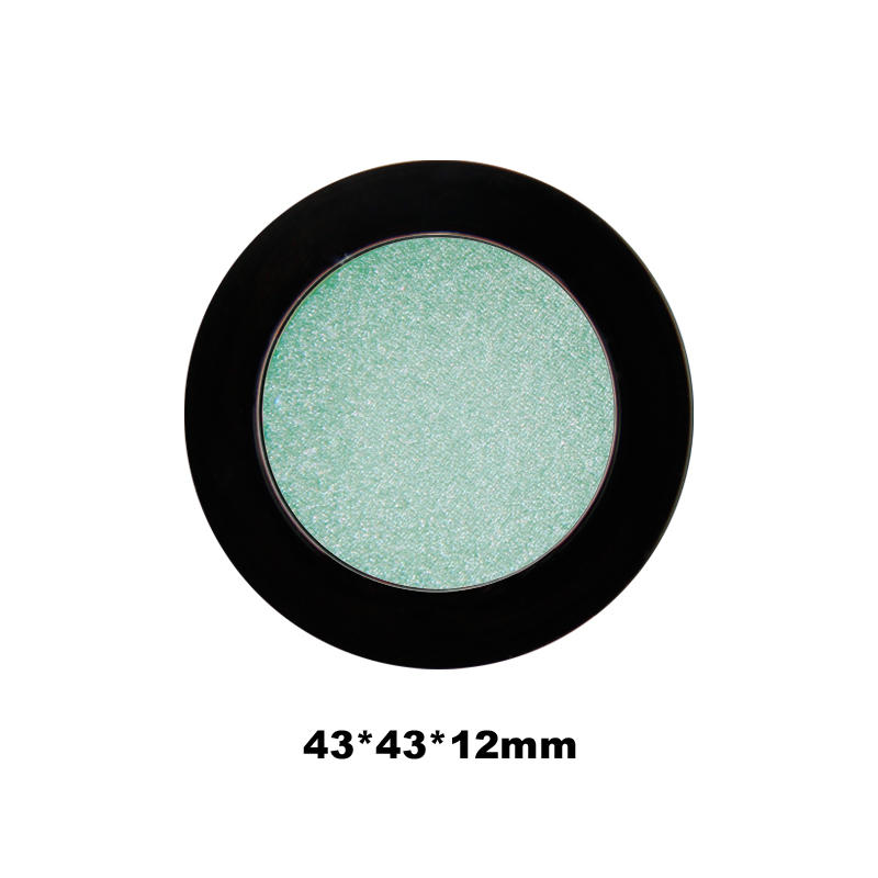 Fashion Shimmer Custom Logo Glitter Private Label OEM 36mm Single Eyeshadow