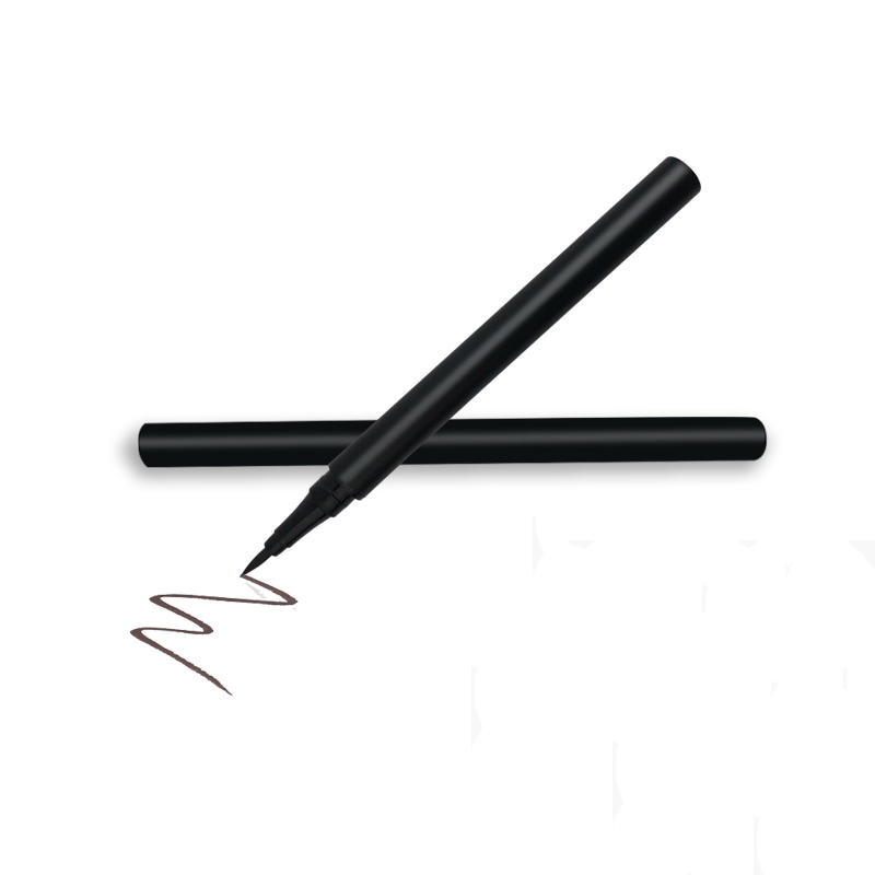 Wholesale waterproof  long lasting own brand liquid eyebrow pencil