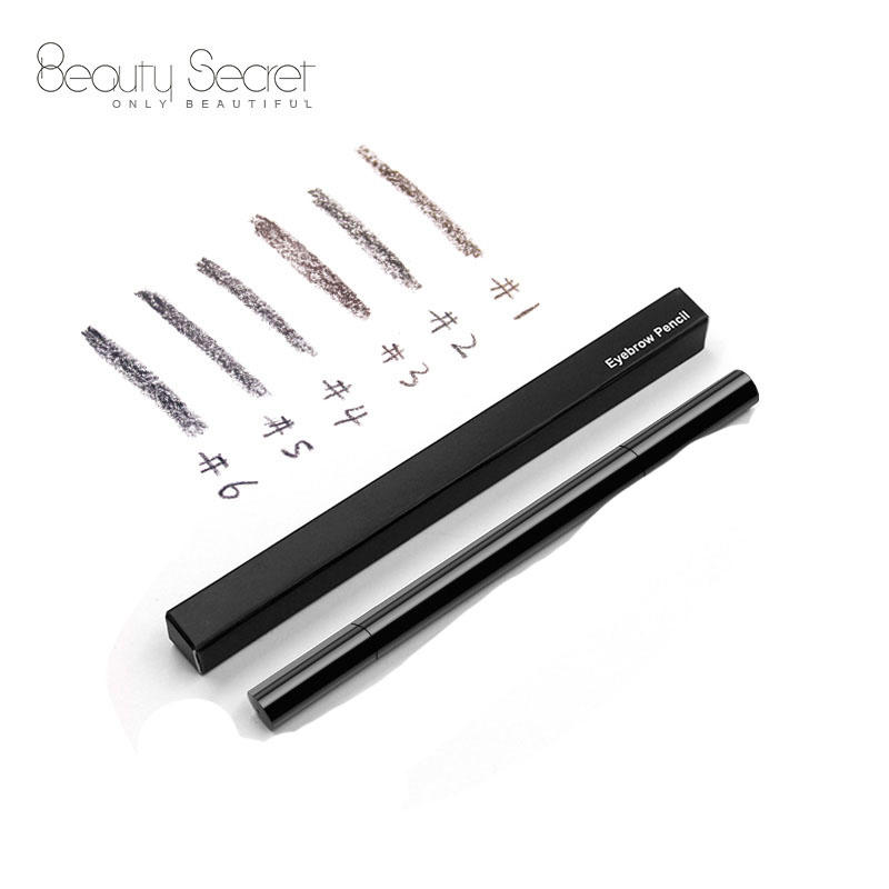 Waterproof 3D tint contour oem eyebrow pencil