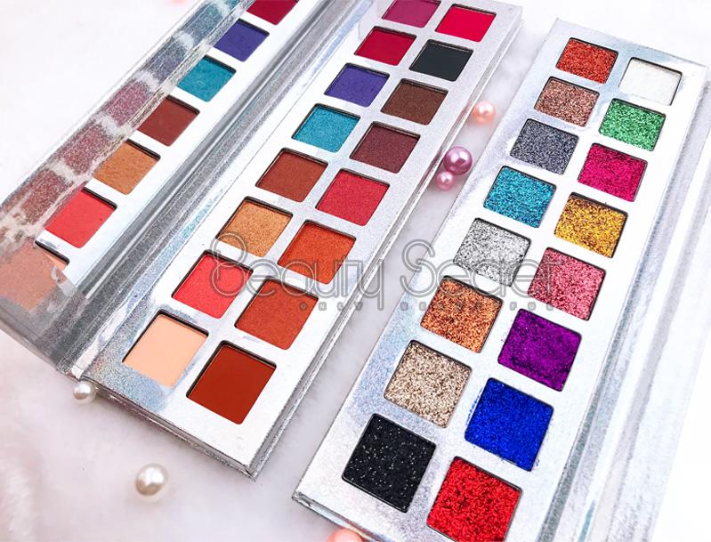 Beauty Secret Cosmetics glitter glitter eye makeup powder for makeup-4