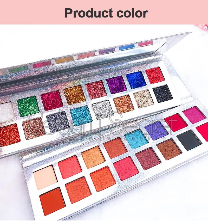 Beauty Secret Cosmetics glitter glitter eye makeup powder for makeup-5