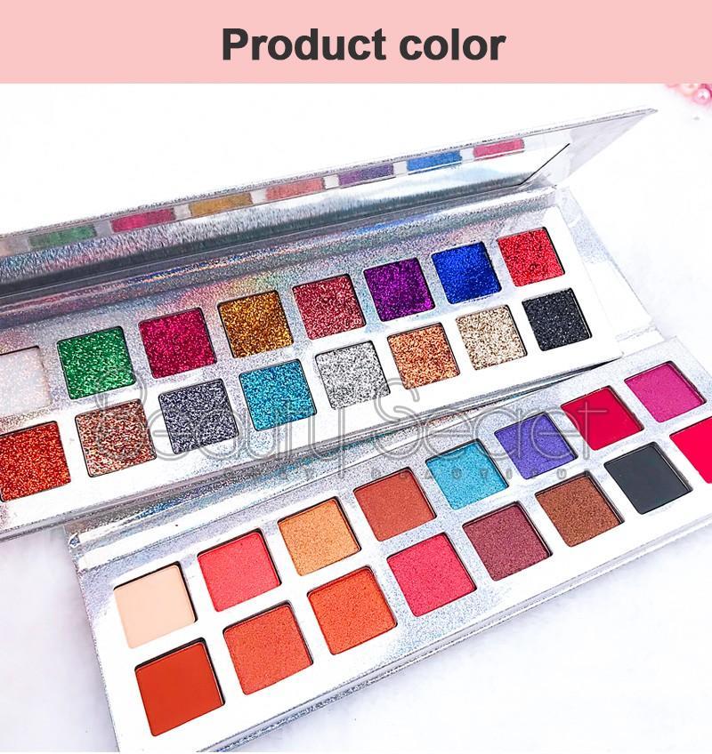 Beauty Secret Cosmetics glitter glitter eye makeup powder for makeup