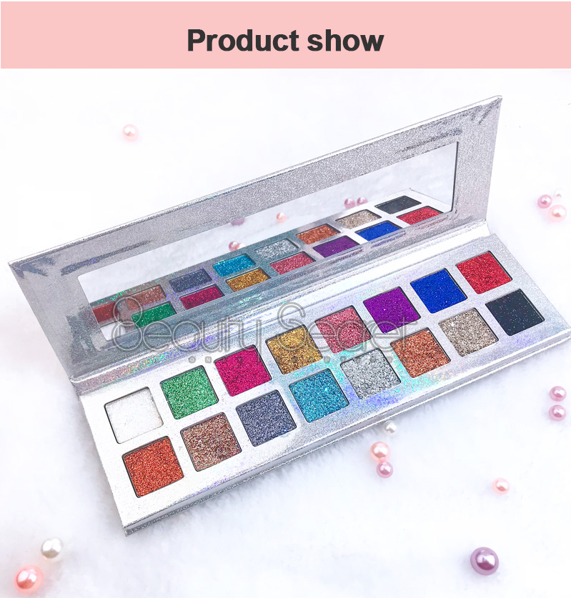 Beauty Secret Cosmetics glitter glitter eye makeup powder for makeup-8
