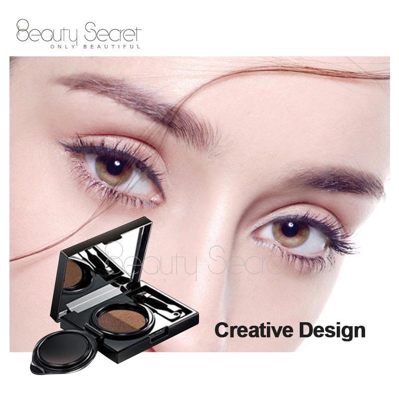 OEM private label makeup waterproof air cushion eyebrow cream