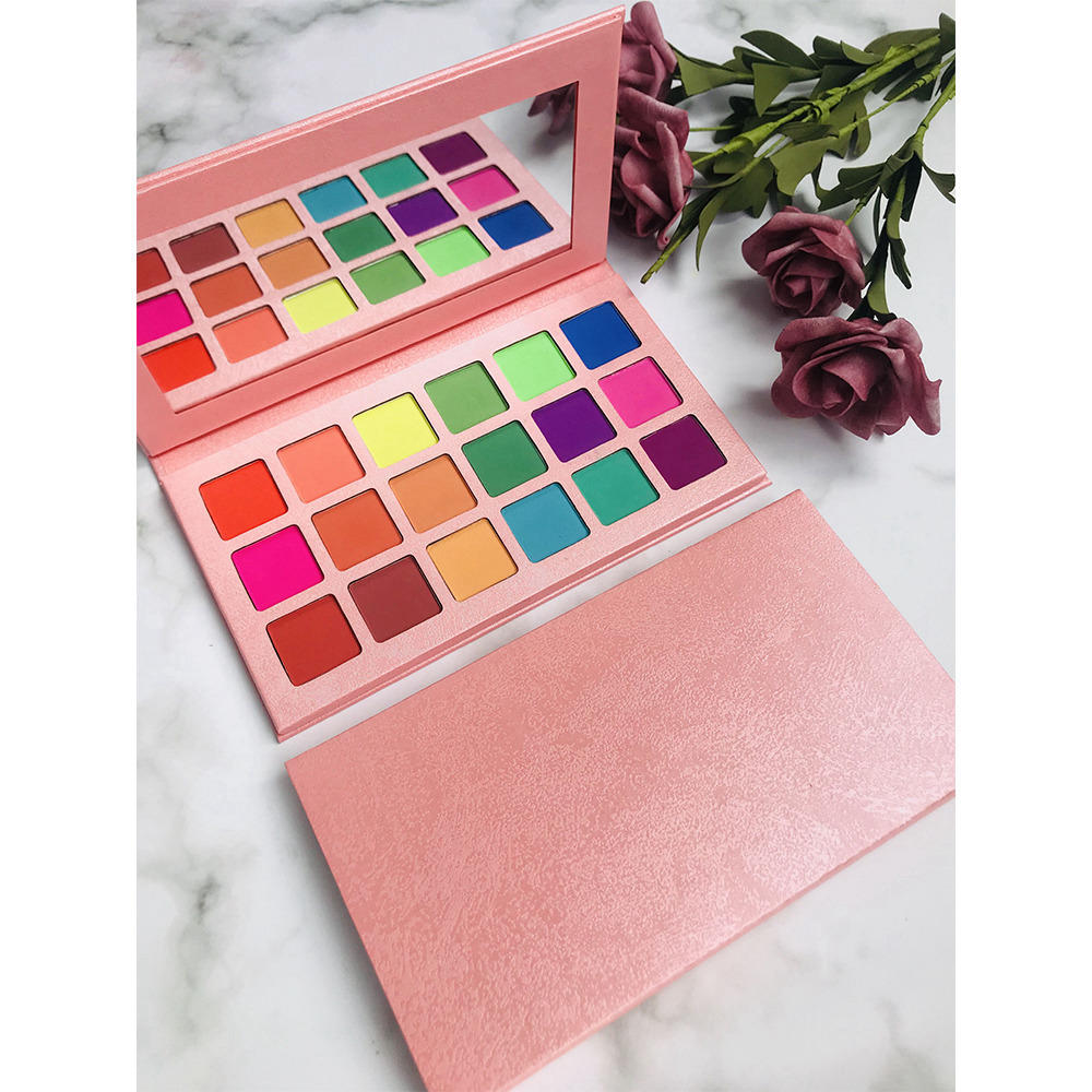 Cosmetics 15 Colors  Glitter Makeup Shining Eye Shadow Palette