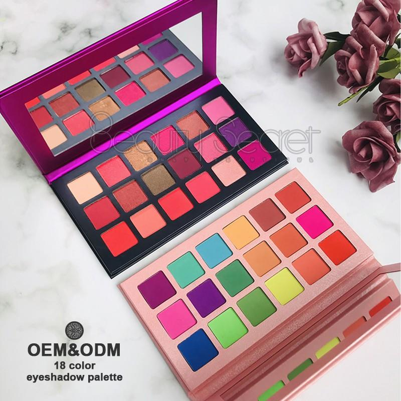 shimmer shimmer eyeshadow palette powder for ladies
