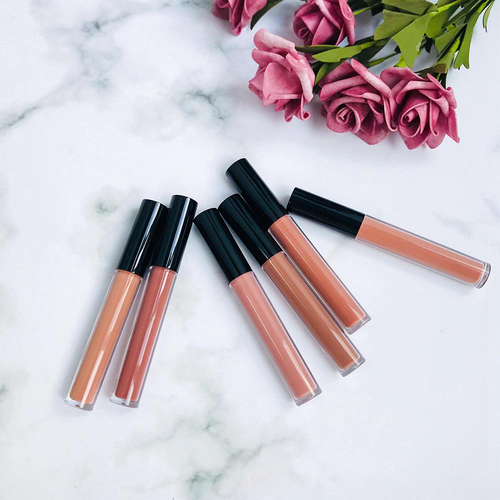 Customize OEM No Logo Long Lasting Matte Liquid Private Label Lipstick