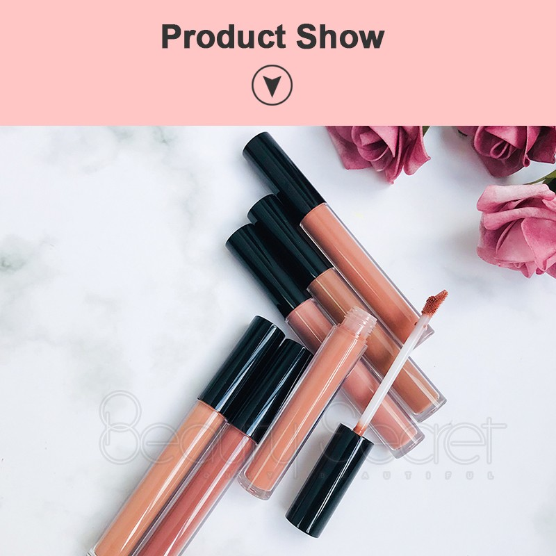 Beauty Secret Cosmetics long lasting customised lipstick manufacturer for sale-10