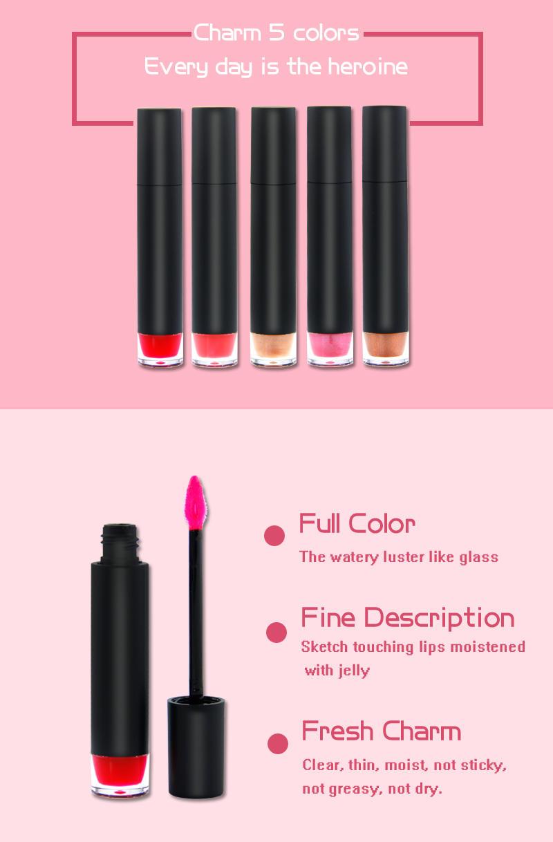 lipstick liquid matte beautiful for ladies Beauty Secret Cosmetics