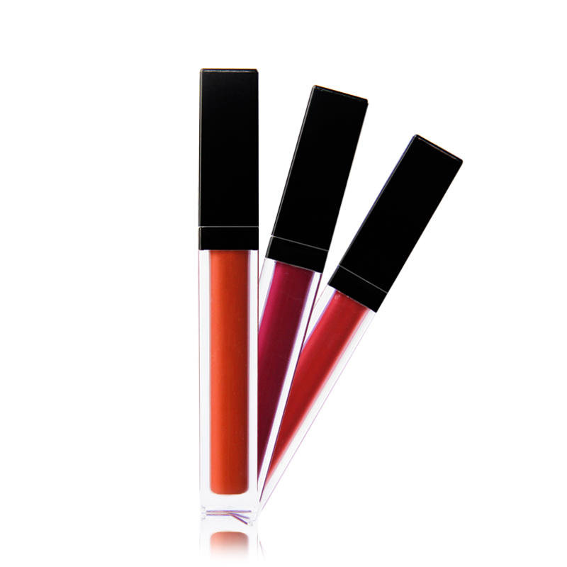 42 Color Make Your Own Cosmetics Liquid Matte Organic Lipstick Private Label