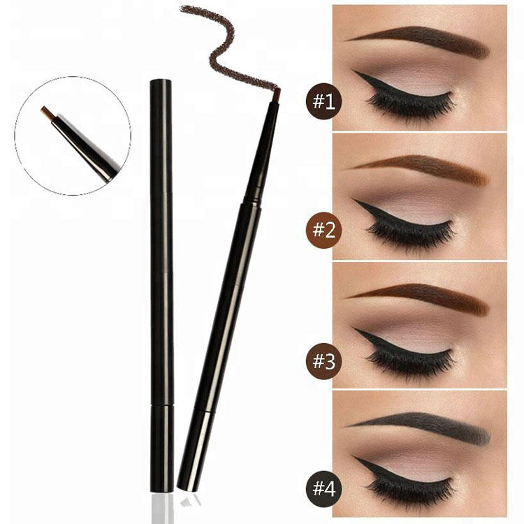 Waterproof 3 in 1 Make Your Own Brand Makeup Private Label Eyebrow