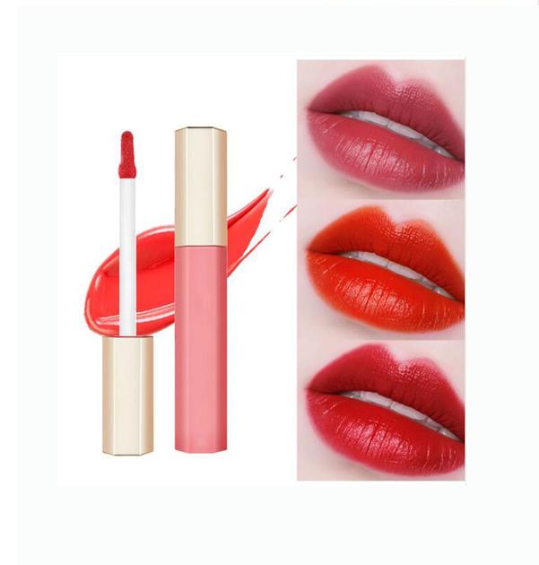 Long Lasting 8 Colors Velvet Moisturizing Lip Gloss Private Label