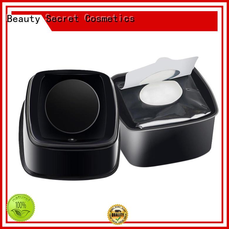 Beauty Secret Cosmetics makeup remover wipe supplier for makeup