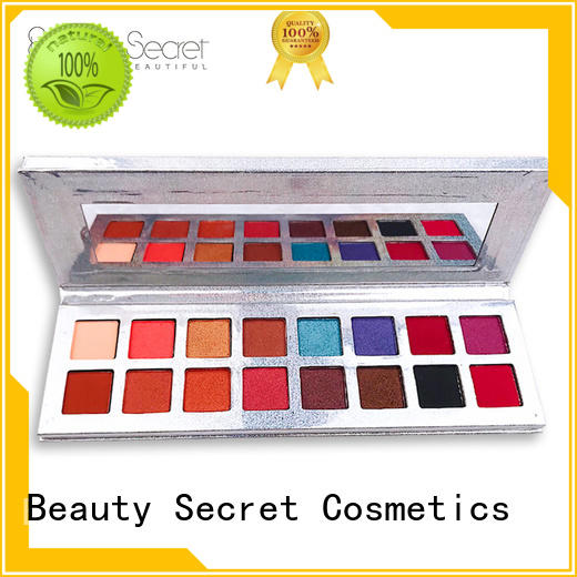 diamond natural eyeshadow with custom logo for makeup