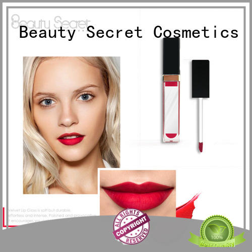 Beauty Secret Cosmetics oem lipstick making tube for sale