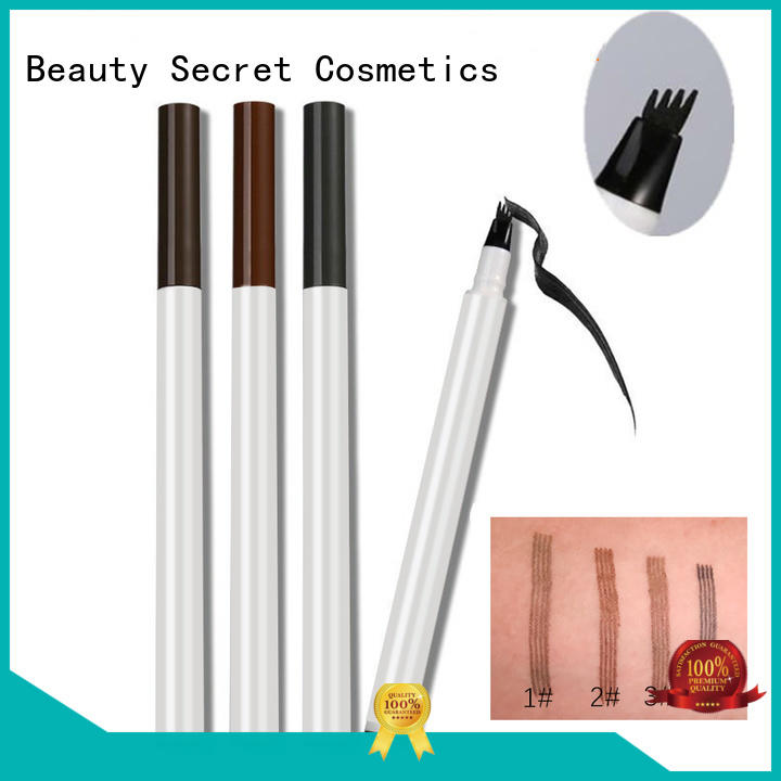 Beauty Secret Cosmetics fashion eyebrow pencil tint contour for beauty
