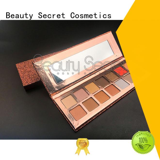 Beauty Secret Cosmetics marble wholesale eyeshadow eyeshadow wholesale