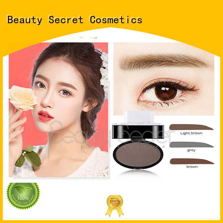 Beauty Secret Cosmetics delicate eyebrow pencil air cushion for beauty