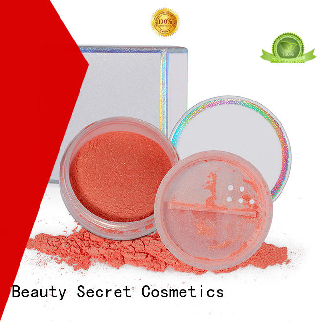 Beauty Secret Cosmetics natural highlighter palette for sale