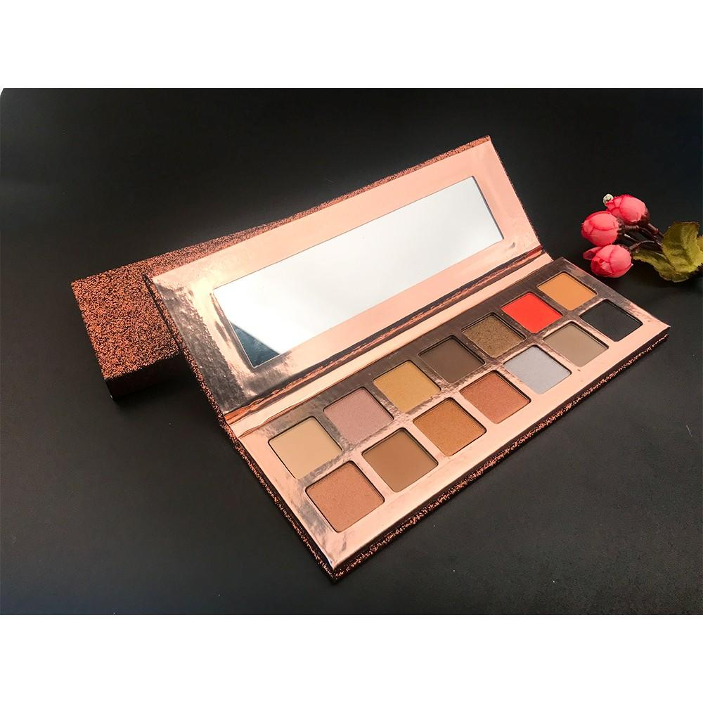 Beauty Secret Cosmetics shining shimmer eyeshadow palette with custom logo fast delivery-1