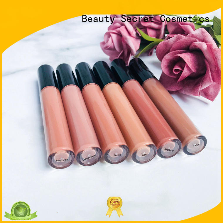 Beauty Secret Cosmetics velvet liquid lipstick pencil for sale