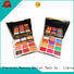 Beauty Secret Cosmetics loose powder colorful eyeshadow palette shiny eyeshadow palette wholesale