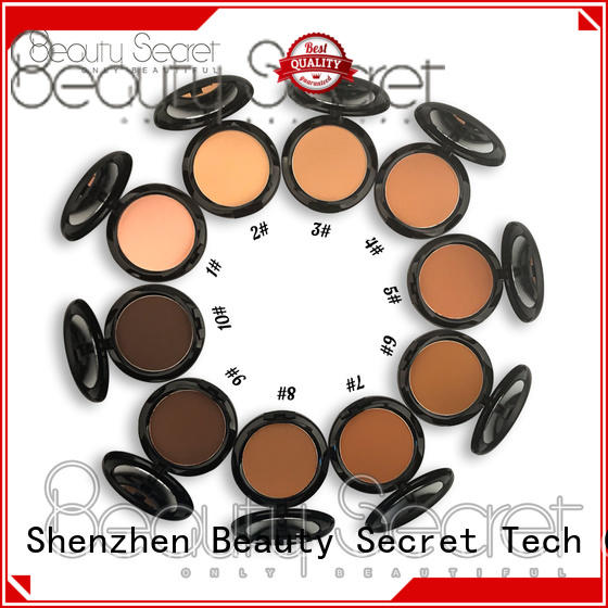 cosmetic liquid foundation with mirror for sale