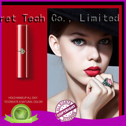 Beauty Secret Cosmetics oem customised lipstick pencil for women