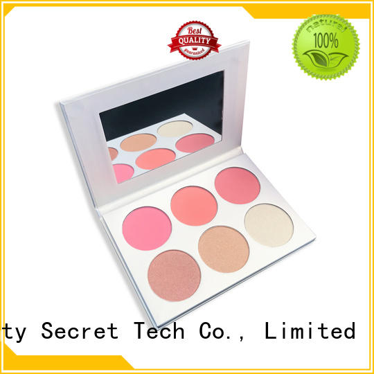 Beauty Secret Cosmetics blusher kit supplier fast delivery