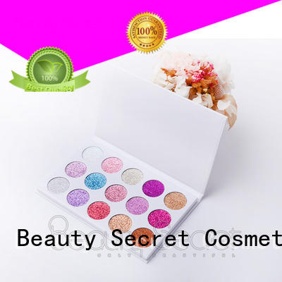 Beauty Secret Cosmetics latest good eyeshadow palettes with mirror for ladies