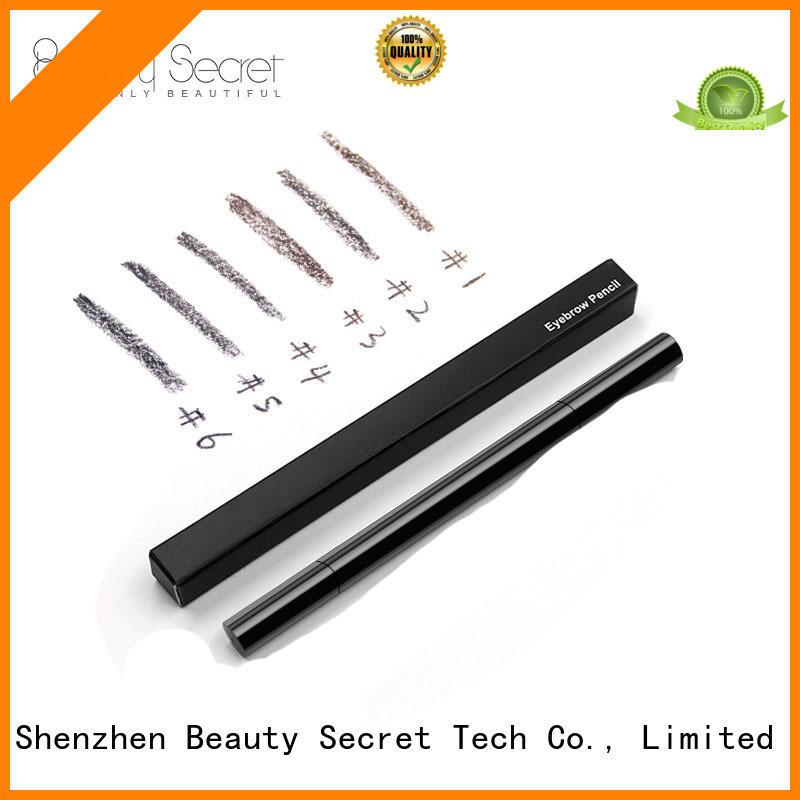 fork eyebrow brush set pencil for women