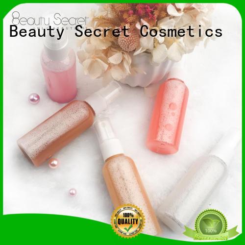 Beauty Secret Cosmetics moisturizing liquid highlighter setting for sale