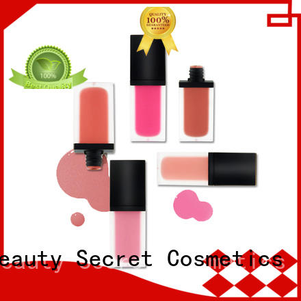 Beauty Secret Cosmetics blusher palette face liquid blush for makeup