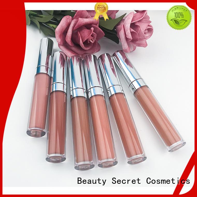 own colors arrival Beauty Secret Cosmetics Brand fashion color lipstick manufacture