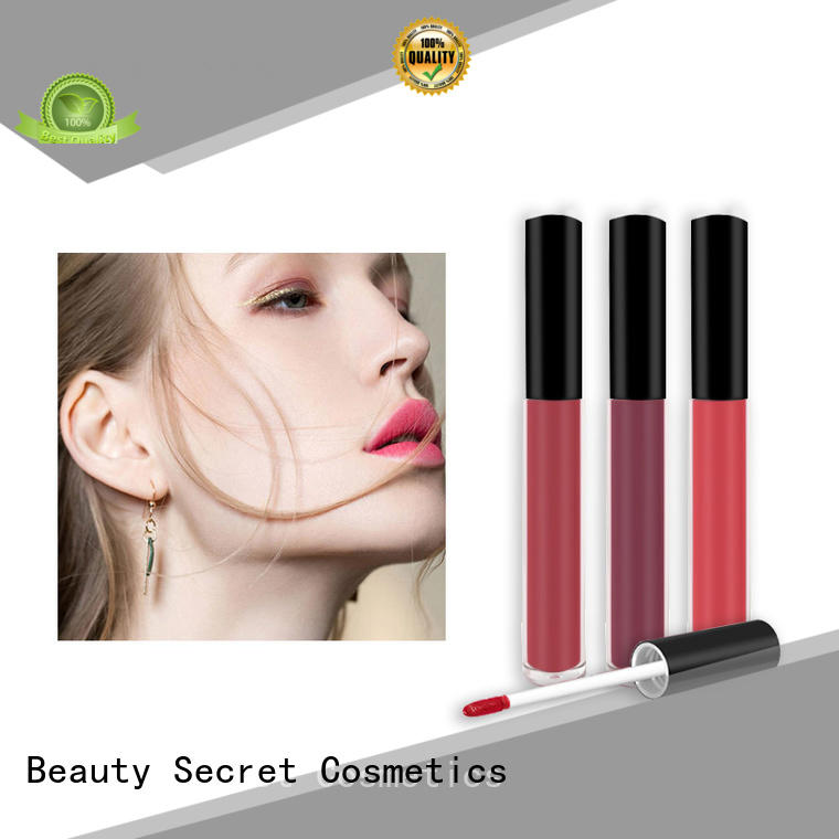 private label lipstick beautiful for sale Beauty Secret Cosmetics