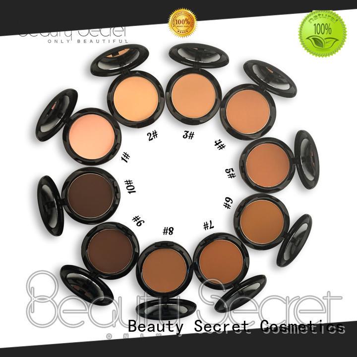 Beauty Secret Cosmetics liquid foundation private label for sale