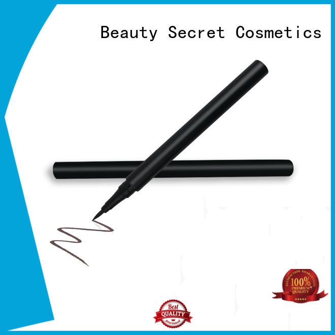 Beauty Secret Cosmetics eyebrow pen stamp powder for makeup