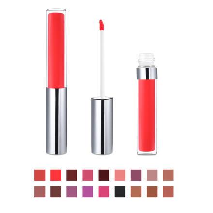 black matte lipstick colorful for ladies Beauty Secret Cosmetics