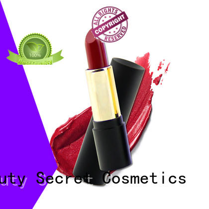 Beauty Secret Cosmetics lipstick making manufacturer for sale