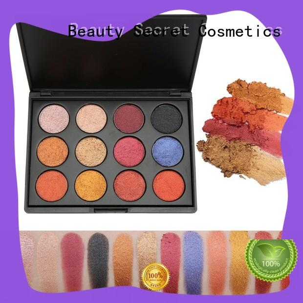 fast delivery natural eyeshadow latest for makeup Beauty Secret Cosmetics