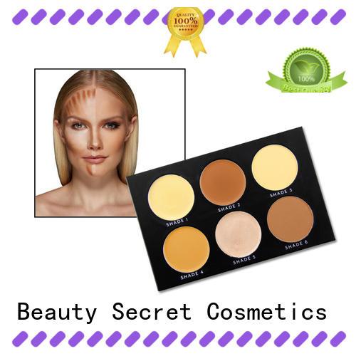 Beauty Secret Cosmetics liquid foundation private label for beauty