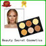 Beauty Secret Cosmetics customized liquid foundation palette for sale